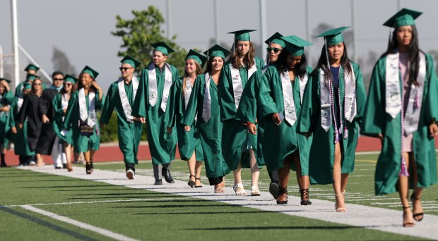 Graduation 2017 Murrieta Mesa High School  Press Enterprise