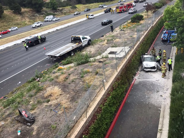Motorcycle Accident 15 South Temecula