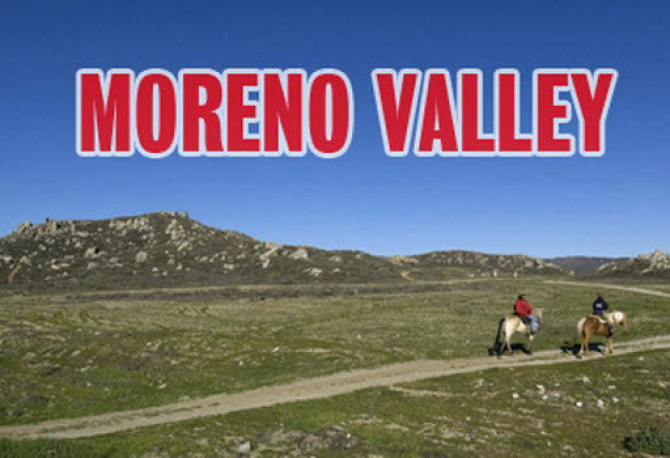 Moreno Valley Grocery Chain Aldi S Warehouse Project