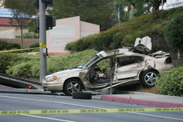 Temecula 1 Dead 2 Hurt In Crash