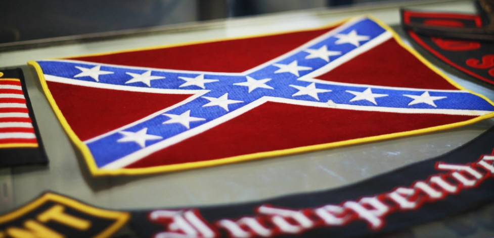 inland region a confederate stronghold