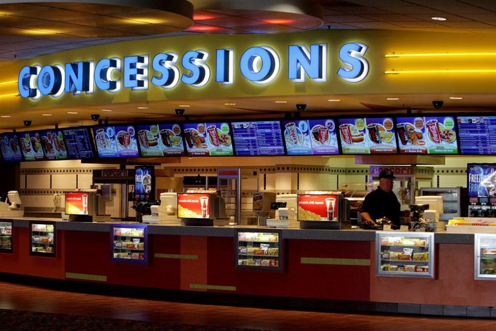 MOVIES Guide to Regal Cinemas new Crown Club  Press Enterprise