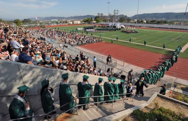 GRADUATIONS 2016 Murrieta Mesa High School  Press Enterprise