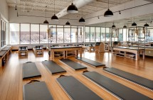 Interior Design Pilates Studio