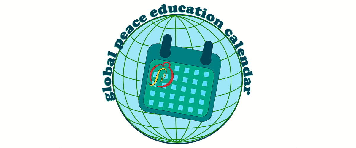 Global Peace Education Calendar - Global Campaign for Peace