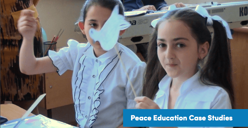 GPPAC Case Study: Armenia's Peace & Conflict Resolution Education in Schools Program