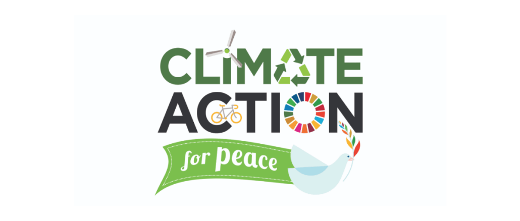 "Happy International Day of Peace 2019: ""Climate Action for Peace"" - Global  Campaign for Peace Education"