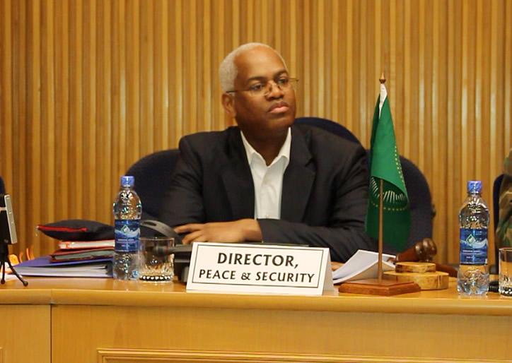 El-Ghassim Wane. Crédit photo Union Africaine