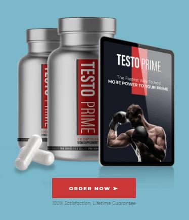 Buy Testo Prime Online