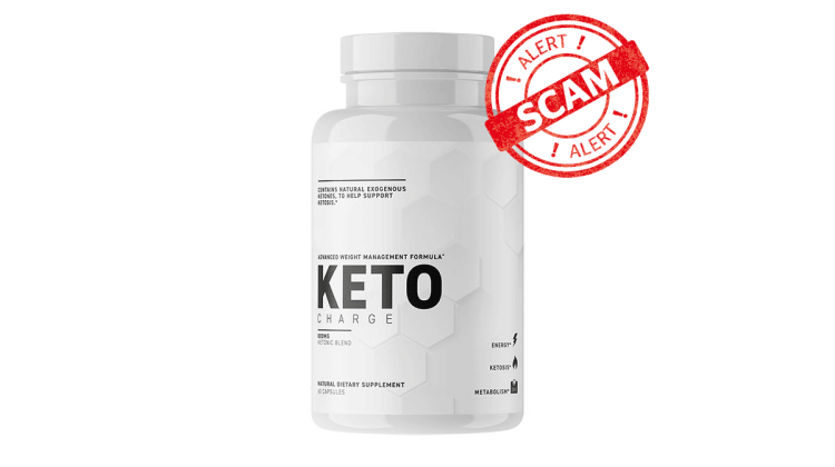 Keto Charge Scam