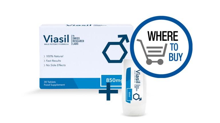 Where to Buy Viasil