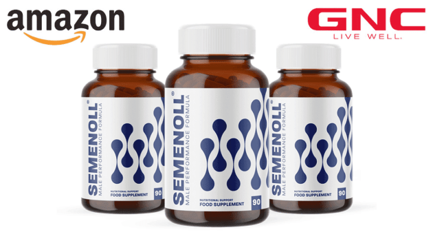 Where to buy Semenoll Amazon and GNC?