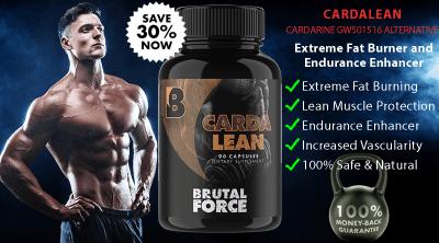 Cardalean Cardarine GW501516 Review by PBP Staff