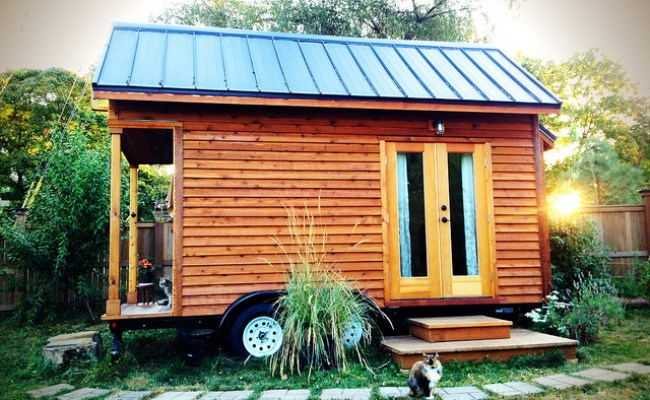 Simple Living Could You Live In A Tiny House Peaceful