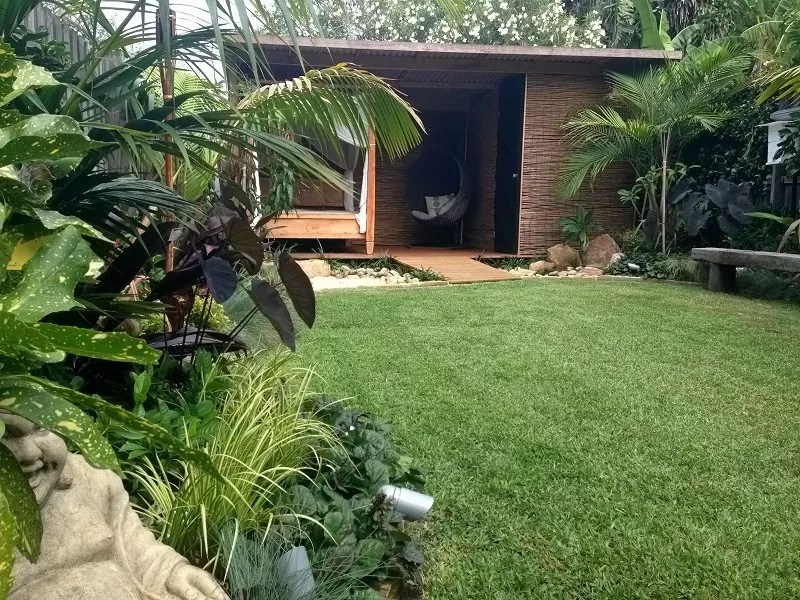 Balinese Garden Design And Construction Sydney Landscapers Sydney