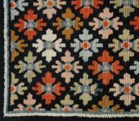 Floral Pattern Carpet on Peaceful Wind