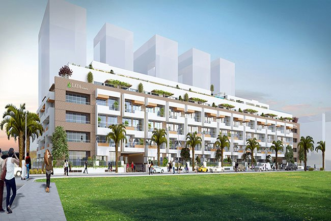 Laya Residence Units for sale in Jvc Dubai