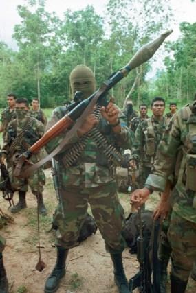 AUC Heavy infantry unit