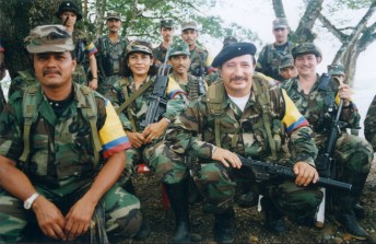 FARC's Mono Jojoy and Comrades