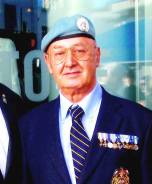 Dr. Alfred C. Lugert, Oberst des höheren militärfachlichen Dienstes a.D.