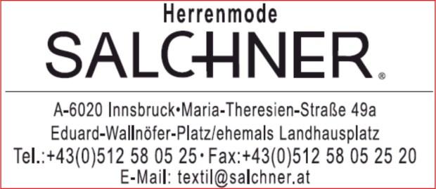 Herrenmode Salchner