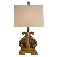 409A | Wooden Lamps | Zeugma Import