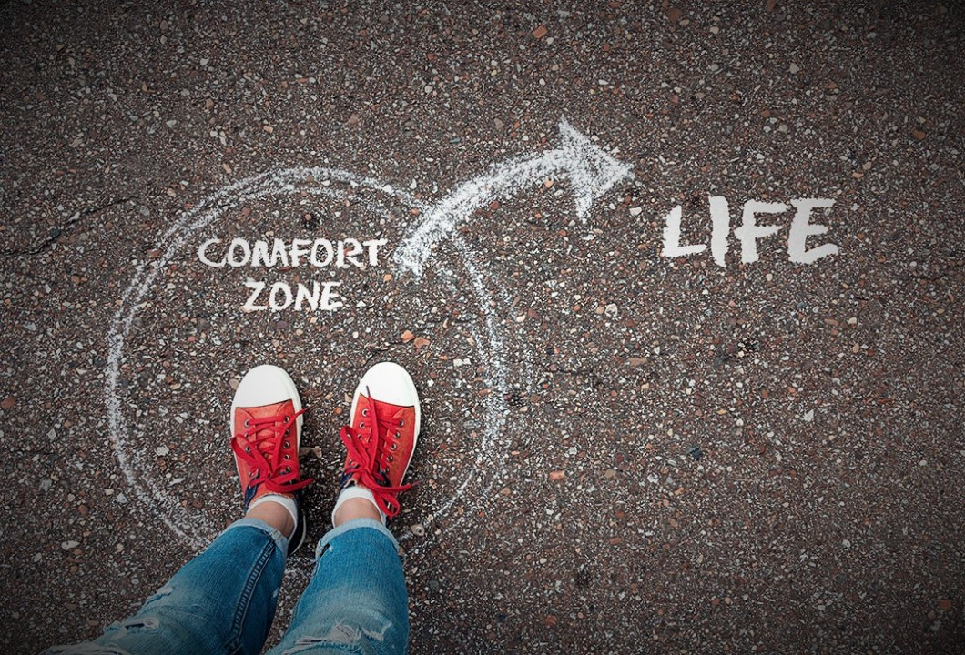 Conquer Your Fears — 6 Ways of Stepping Out of Your Comfort Zone