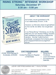 Rising Strong flier- December 2015