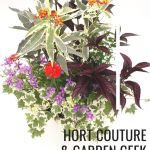 Garden Geek and Hort Couture Combo