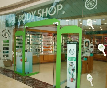 The Body Shop Store at Select City Walk