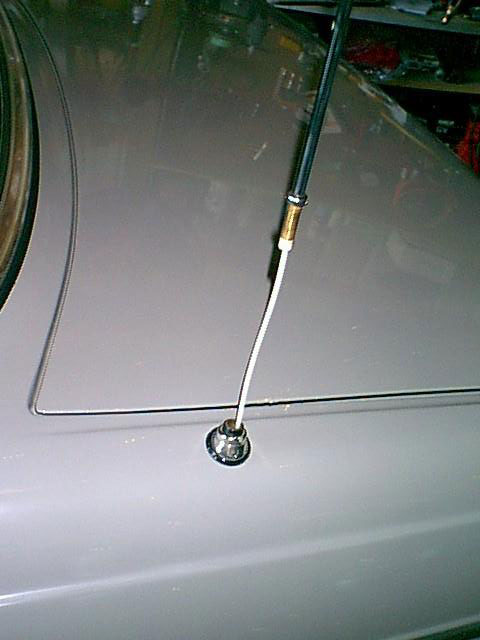 Accord Power Antenna Mast 39177sm4305