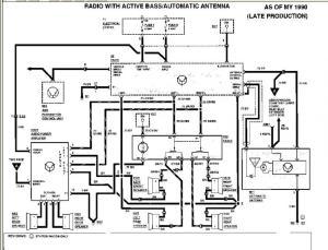 Stereo Help Needed1991 300E  PeachParts MercedesBenz