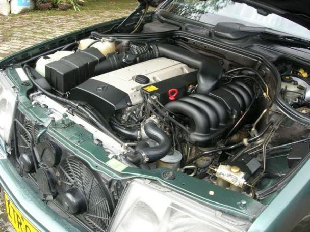 Mercedes M104 Wiring