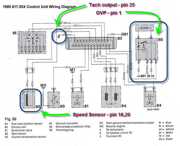 bayliner tachometer wiring wiring diagram