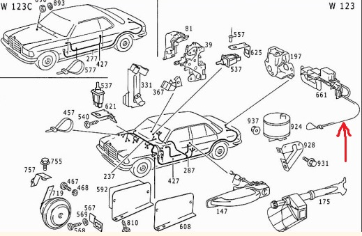 Mercedes W123 Fuse Box. Mercedes. Auto Fuse Box Diagram