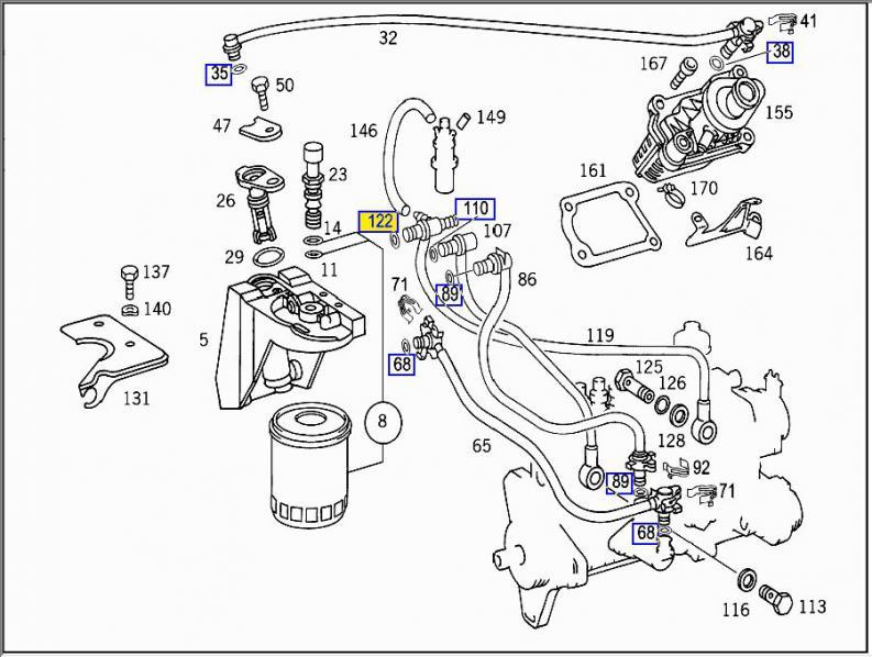 Mercedes 300d Engine Diagram Mercedes E420 Engine Diagram