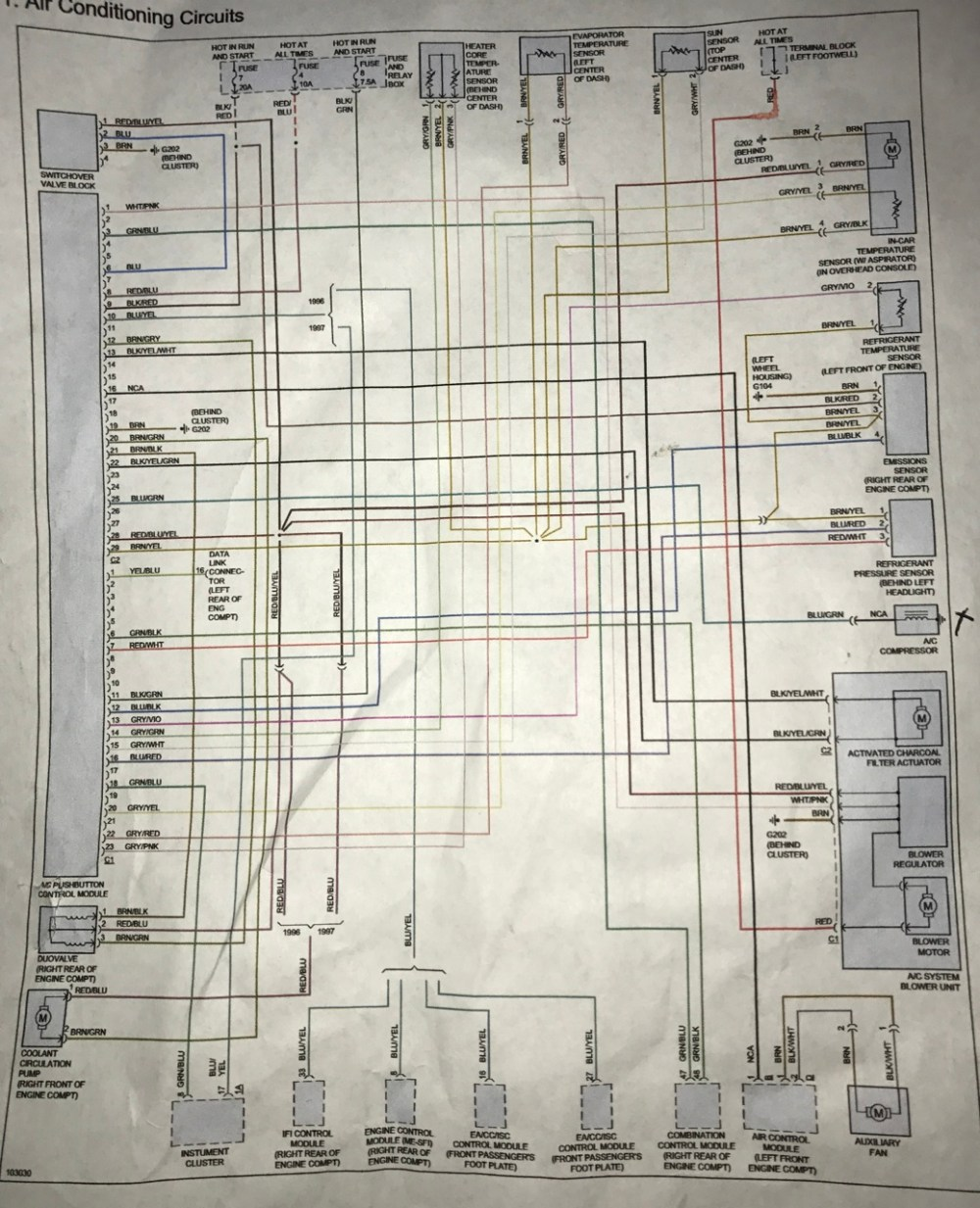 medium resolution of w210 ac control flashing w210 c wiring schematic jpg
