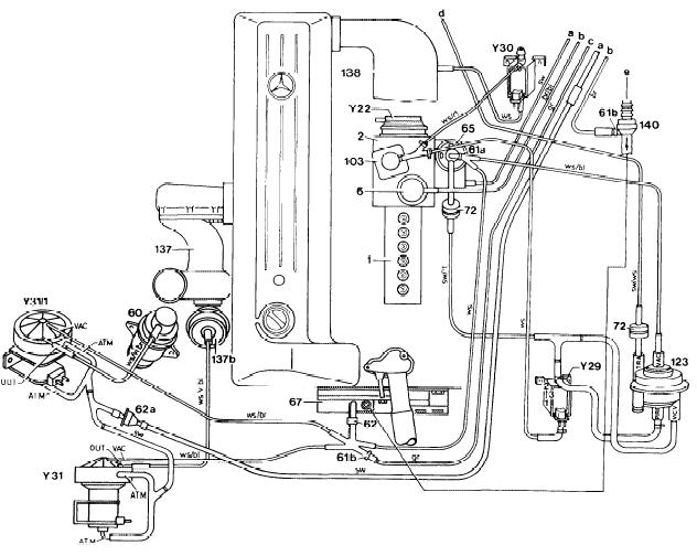 Mercedes Benz 300d Engine Diagram, Mercedes, Free Engine
