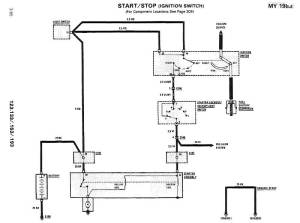Starter wiring diagram?  PeachParts MercedesBenz Forum