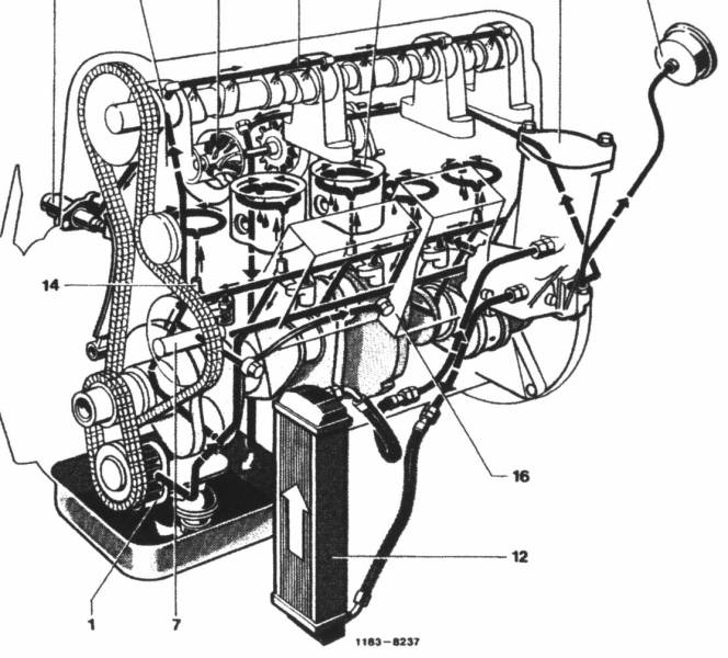 oil pump diagram together with chevy pickup wiring diagram together