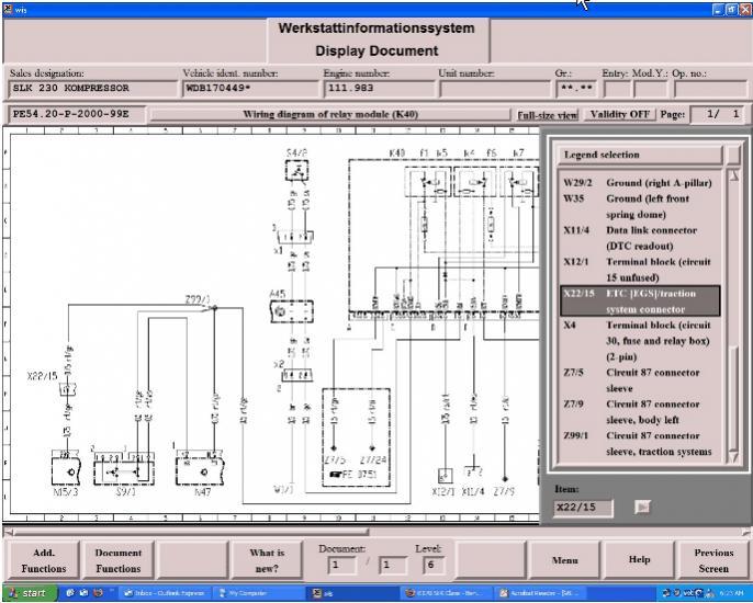 doc ➤ diagram slk 230 radio wiring diagram ebook schematic