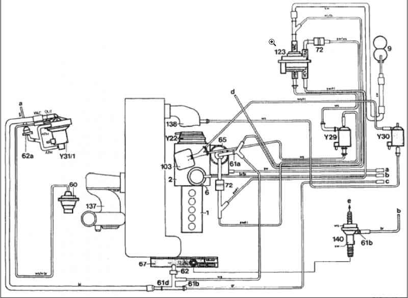 mercedes s600 engine diagram