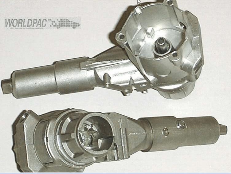 Mercedes W124 Ignition Wiring