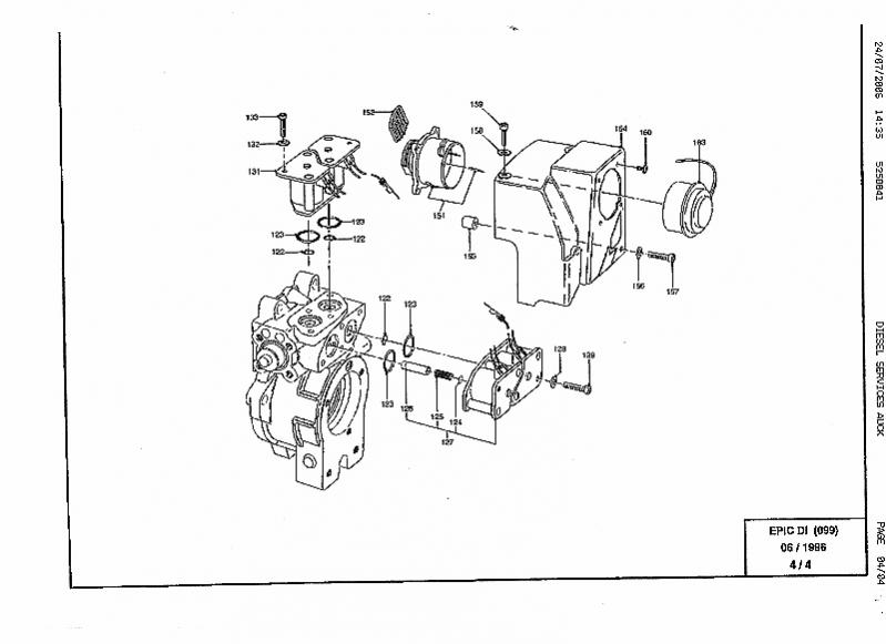 Mercedes Om617 Vacuum Diagrams. Mercedes. Auto Wiring Diagram