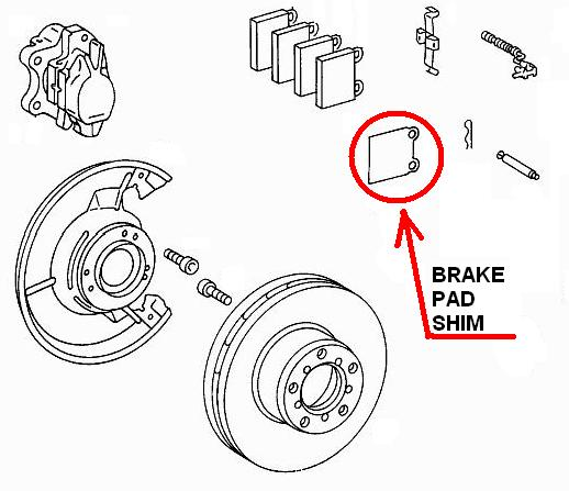 Why would someone cut the brake pad wear sensor wires
