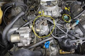 What are these bits on my 380SL  PeachParts MercedesBenz Forum