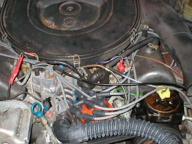 Engine Wiring Engine Wiring Ignition System Engine Wiring