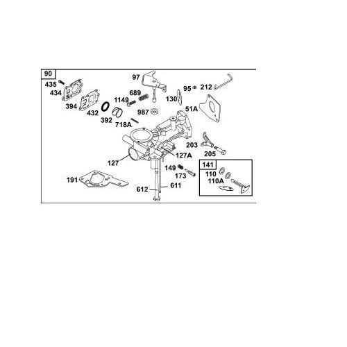 19 5 Hp Briggs And Stratton Parts Diagram. Diagrams