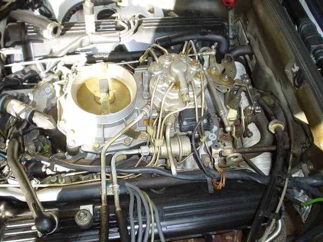 380sl Fuel Filter Fuel Odor Through A C In A W126 Peachparts Mercedes Benz