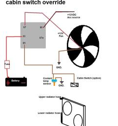electric fan install peachparts mercedes benz forum this might help with wiring electric fans [ 974 x 1193 Pixel ]